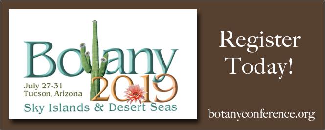 BOTANY 2019 - Tucson Arizona