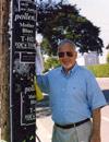 Dr. Alan Graham, BSA Merit Award 2009