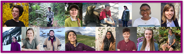 Some 2019 Young Botanist Winners