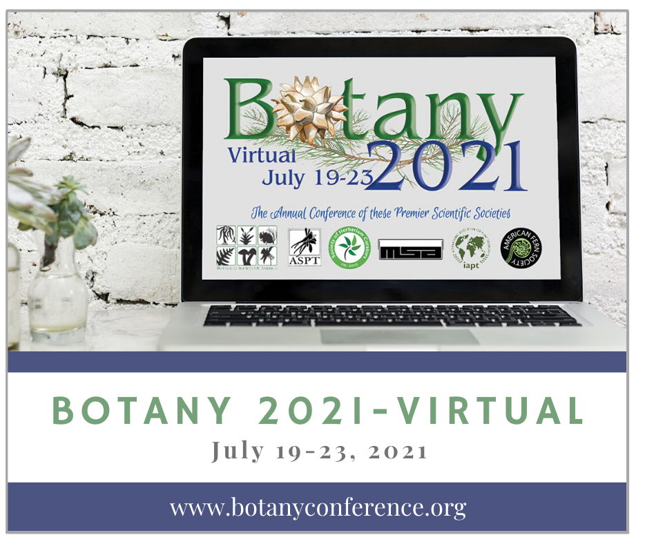 Botany 2021 - Virtual