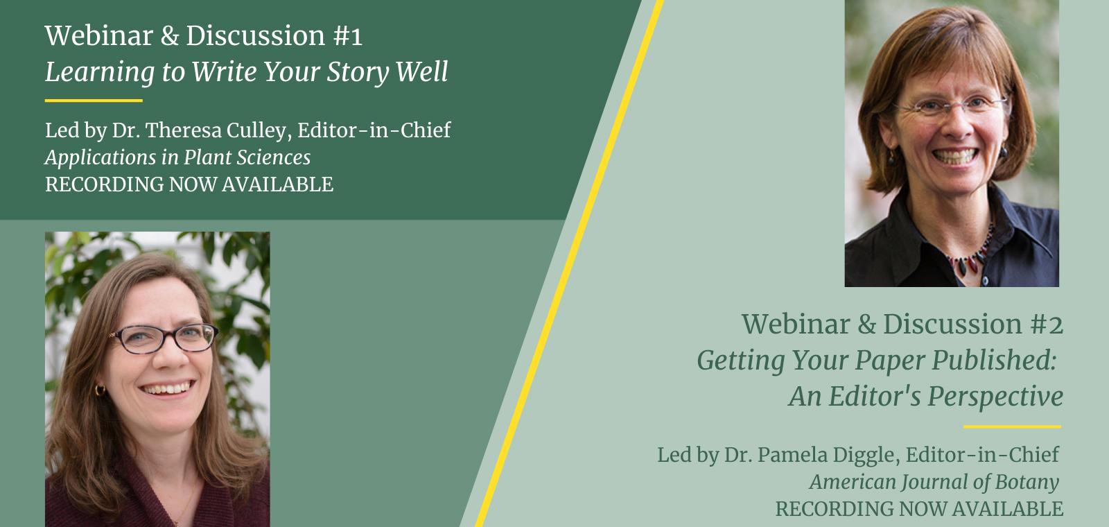 BSA Webinars 2020